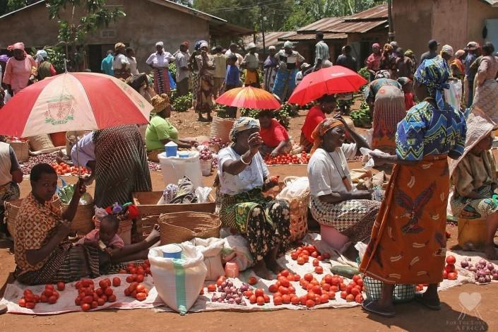 Marangu Market